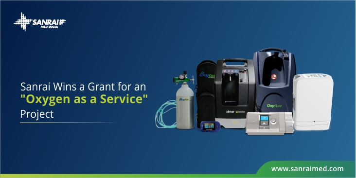 "Sanrai Wins a Grant for an ""Oxygen as a Service"" Project - Sanrai International"