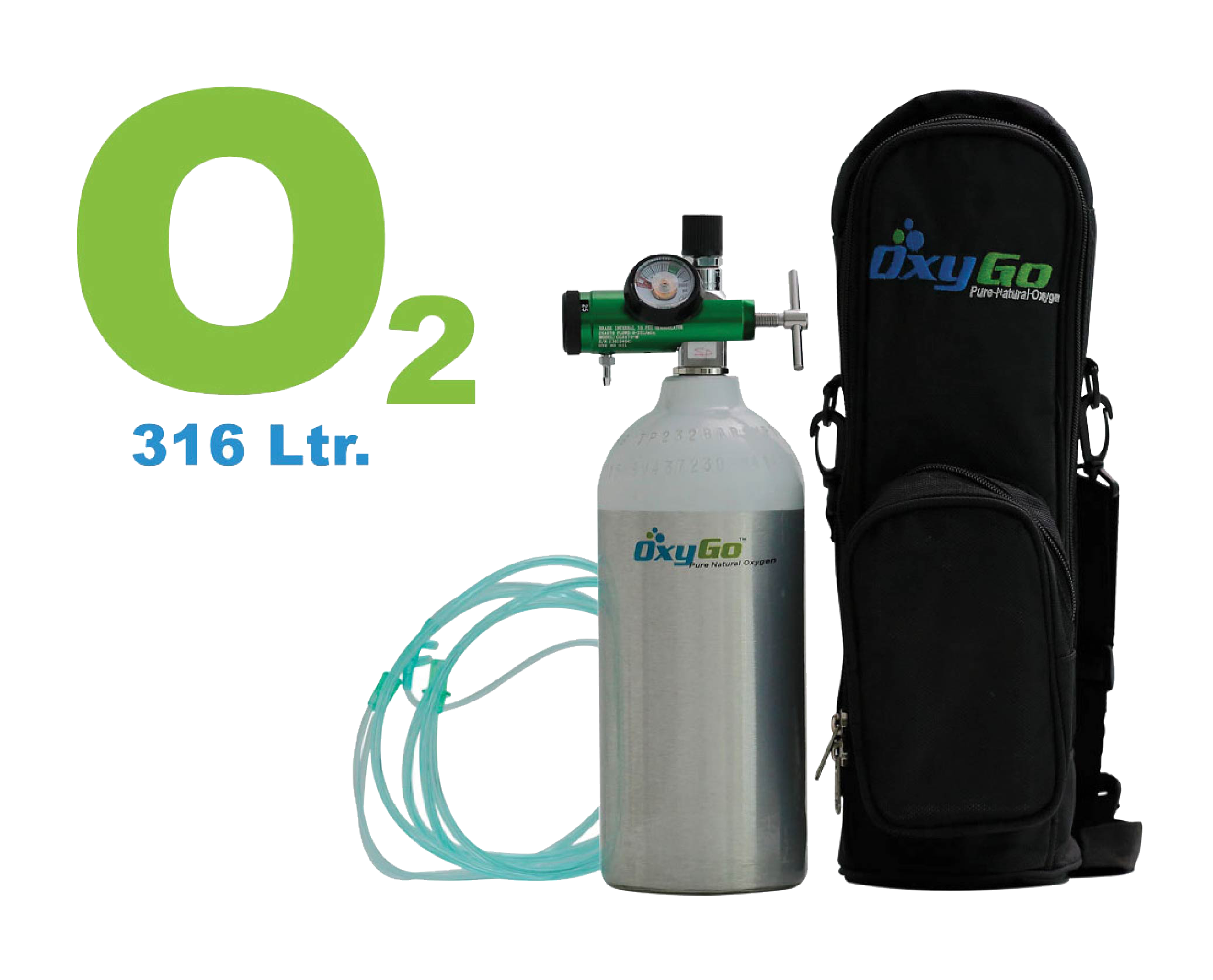 OxyGo Oxygen Cylinders